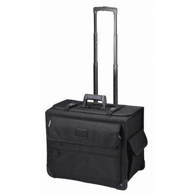 GOODHOPE Bags Bellino Wheeled Computer Office Porter, Black by GOODHOPE Bags