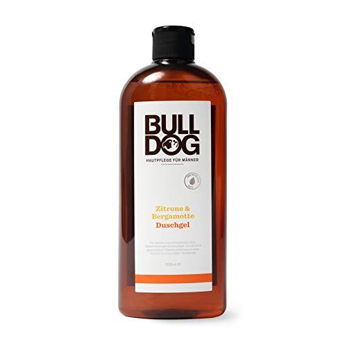 Bulldog Duschgel Zitrone & Bergamotte, 500 ml