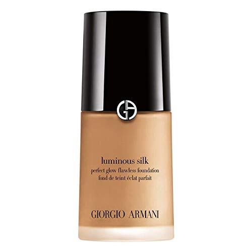 Giorgio Armani Luminous Silk Foundation, 8.25 tan, pink, 30 ml