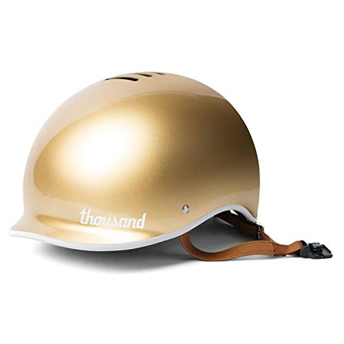 Buy Thousand  Premium Collection Helmet,  Small, Stay Gold