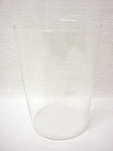 Dkristal Lote 6 Vasos Sidra Cristal Transparente Medio Gijón 500ML