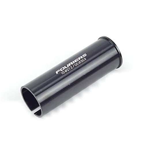 YCXYC 27.2mm a 30.9/31.6mm,30.9 a 31.6mm Adaptador de Tubo de Tija de...