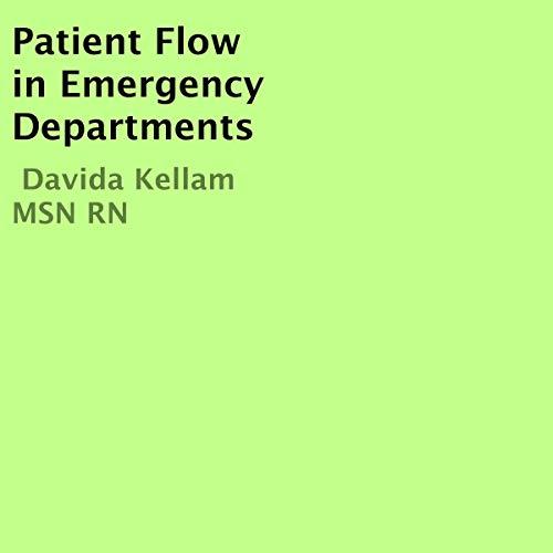 Page de couverture de Patient Flow in Emergency Departments