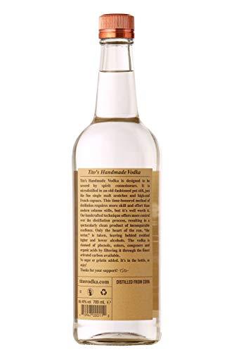 Tito's Handmade Wodka - 3