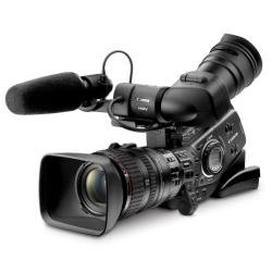 Canon XL H1A - Camcorder - High Definition - widescreen - 1.67 Mpix - Canon...