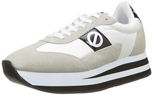 No Name Flex Jogger Sneaker Damen Weiss - 40 - Sneaker Low Shoes
