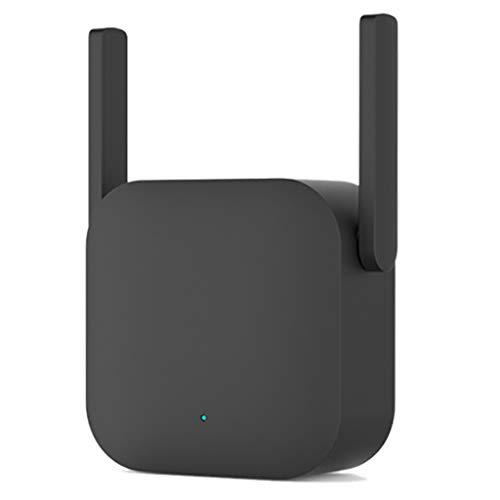 XAJGW Original Pro 300M WiFi Router Amplificador Amplificador de Red Repetidor de Potencia Extensor Roteador 2 Antena para Mi Router Wi-Fi