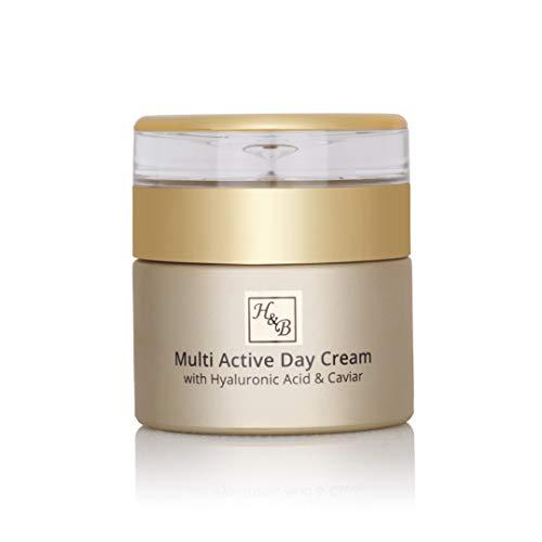 H & B Dead Sea Premium Line Multi-active day cream with hyaluronic acid and caviar 50ml / 1.76fl.oz