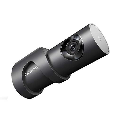 DDPai Dash Cam Mini 3 Night Vision 1080P Full HD DVR Rotazione a 360° Videocamera per auto/Videoregistratore Android WiFi Monitor di parcheggio Memoria eMMC 32G integrata