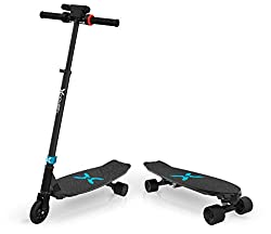 Hover-1 Switch 2 in 1 Electric Skateboard & Scooter for Kids Best electric scooter under 300