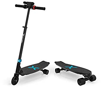 Hover-1 Switch 2 in 1 Electric Skateboard & Scooter for Kids