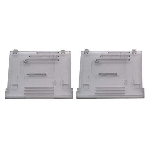 CKPSMS Marca: 2 placas de cubierta de bobina compatibles con Brother Brand BB370, BM2800, BM2800CT, BM2800FG, BM3550FG + (2 unidades)