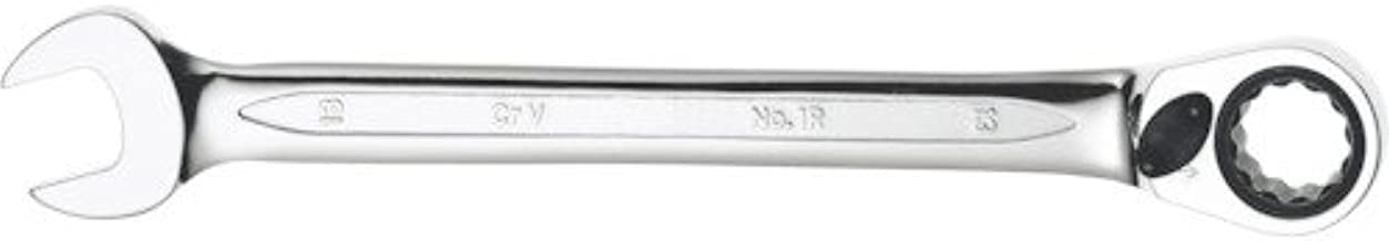 Silver 38 mm Bahco BH111M-38 Combination Wrench
