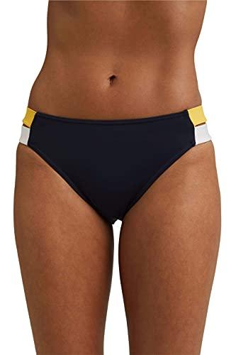 ESPRIT Bodywear Damen 041EF1A345 Bikini-Unterteile, 401/NAVY 2, 38