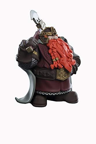 Weta Collectibles Señor de los Anillos Figura Mini Epics Gimli, Multicolor (Weta Workshop WETA865002522)