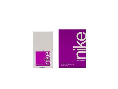 Nike - Ultra Purple para Mujer, Eau de Toilette, 30 ml