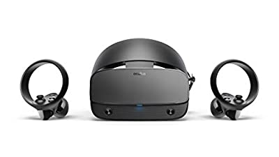 Oculus Rift S PC-Powered VR Gaming Headset by Oculus