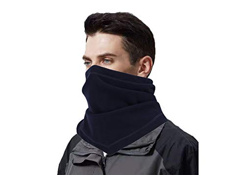 all of the best neck gaiters to buy for 2021 BOMEEN Neck Gaiter- Thermal Ski Face Masks Washable Neck Warmer Running Neck Cover Face Scarf Men Women