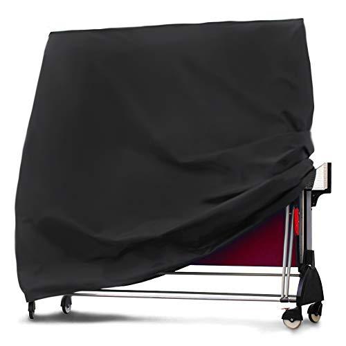 XHTW&B 210D Oxford Stoff Abdeckung für Gartenmöbel Wasserdicht Abdeckung Tischtennistisch- und Stuhlbezüge Schutzhülle