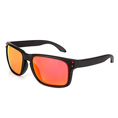 WQZYY&ASDCD Gafas de Sol Gafas De Sol De Moda Gafas Polarizadas Camping Hombres Mujeres Gafas De Sol Deportivas Gafas De Tendencia Gafas De Conducción-Holbrooker_2