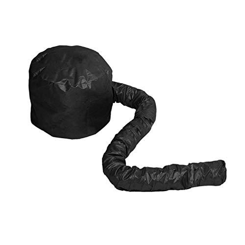 Housse sèche-cheveux portable bonnet housse accessoire casque housse sèche-cheveux sécurité chauffage couverture noire