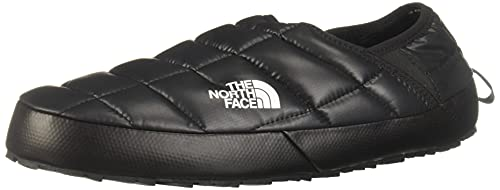 The North Face Men's ThermoBall Traction Mule V, TNF Black/TNF White, 11