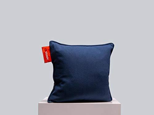 Stoov Ploov 45x45 | Original Heizkissen Blau