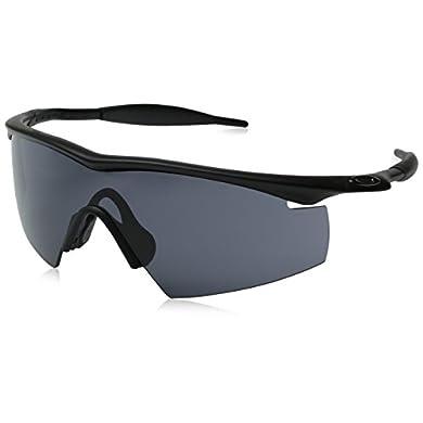 80f1280c4cf Oakley M Frame Strike Ballistic Sunglasses   Matte Black   Grey Lens   11-162Oakley  M Frame Strike Ballistic Sunglasses   Matte Black   Grey Lens   11-162 ...