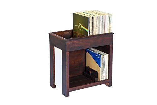 Artefice Design mobile in legno per esposizione dei dischi in vinile (capienza 300 dischi)