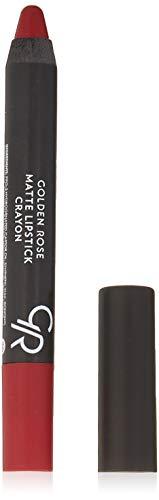 Golden Rose Matte Lipstick Crayon #20 Shiraz Red