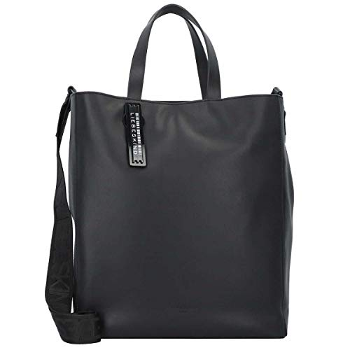 Liebeskind Berlin Handtasche, Paper Bag Tote, Medium, black