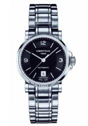 Certina Damen-Armbanduhr XS Analog Automatik Edelstahl C017.207.11.057.00