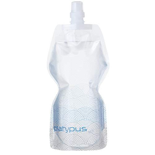 Platypus SoftBottle PP 1000ml Coastal Stripe 2019 Trinkflasche