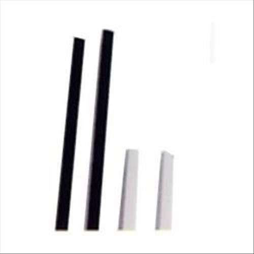 Fellowes R070BI Rilegaposter, Lunghezza 70 cm, 4 Gancini, Bianco, 2 Pezzi