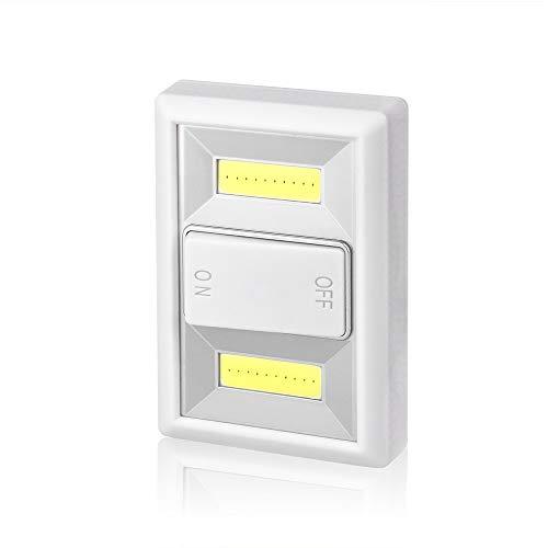No-branded PDHCC Interruptor de luz Nocturna (Adecuado for Muchos ambientes) Luces de Seguridad a Prueba de Agua Lámparas solares