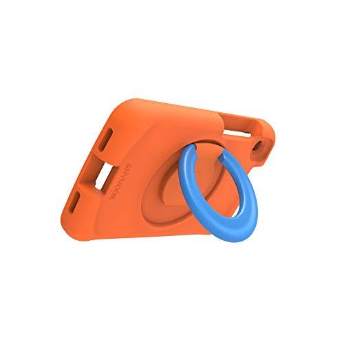 Samsung GP-FPT295AMBOW - Funda Galaxy Tab A8 Kids, Color Naranja