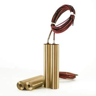 Coolride Griffheizungssystem Standard (M6 Gewinde für Lenkerendgewichte, 14 mm) / Für Motorrad, Quad, ATV