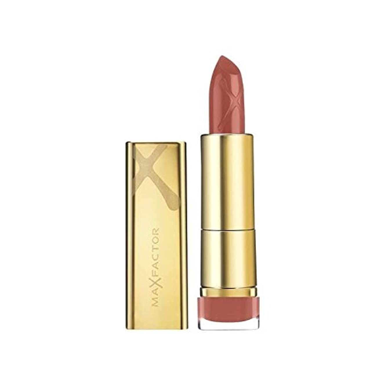 そこからメモ誠実さマックスファクターカラーエリキシル口紅焼けキャラメル75 x4 - Max Factor Colour Elixir Lipstick Burnt Caramel 75 (Pack of 4) [並行輸入品]