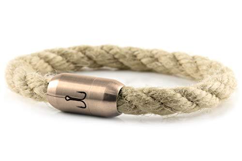 Fischers Fritze® Segeltau Armband KÖNIGSMAKRELE 2.0