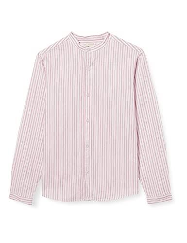 Gocco Camisa Mao Rayas Dobby, Fresa, 9-10 años para Niños