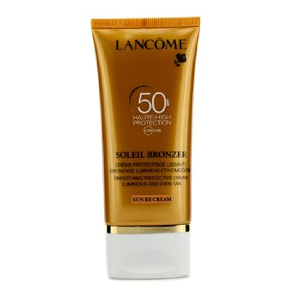 文化旋回用心する[Lancome] Soleil Bronzer Smoothing Protective Cream (Sun BB Cream) SPF50 50ml/1.69oz
