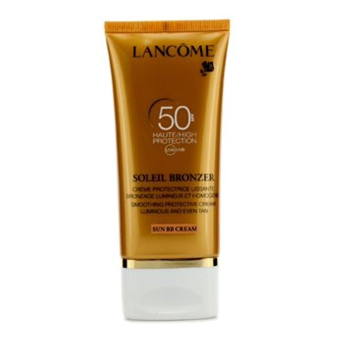 解放報復神秘的な[Lancome] Soleil Bronzer Smoothing Protective Cream (Sun BB Cream) SPF50 50ml/1.69oz