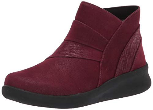 Clarks Women's Sillian Rise Ankle Boot