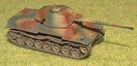 日本 四式中戦車 1/144 塗装済み完成品 Japan Type 4 Medium Tank Thi-To 1/144 Painted finished goods