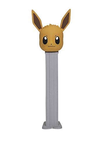 Pokemon PEZ Dispenser: EEVEE Dispenser With EXTRA Pez Candy Refills   Pokemon Party Favors, Grab Bag, Goodie Bags