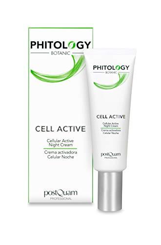 Postquam - Phitology | Crema Despigmentante de Noche - Crema de Noche Hidratante Reafirmante Facial - 50 Ml