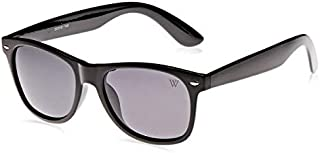 Winstonne Phoenix Men's Wayfarer Polarized Sunglasses - WNPO1011 55-18-140mm
