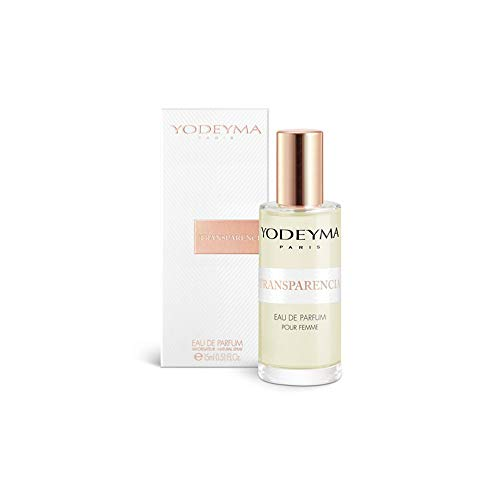 Yodeyma Transparencia Eau de Parfum Perfume Mujer 15 mi