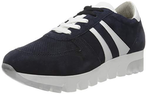 Tamaris Damen 1-1-23749-24 Sneaker, Blau (Navy Suede 806), 39 EU
