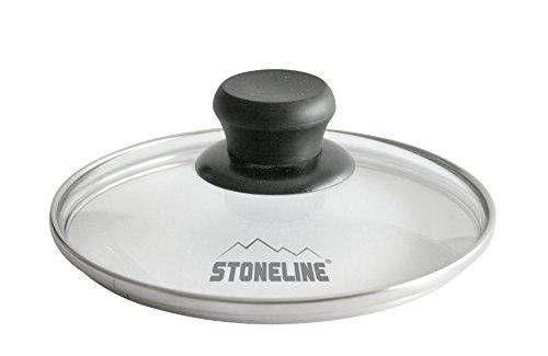 STONELINE  Glasdeckel 16 cm